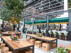 Rozelle Tramsheds has become Sydney's new Food Precinct in Glebe.