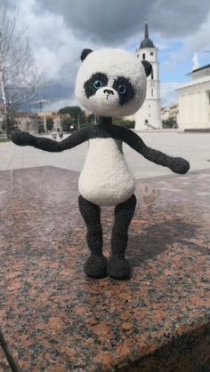 8 Crochet Pattern Basi The Panda Toy Ideas In 2021 Amigurumi Diy Plush Dolls Diy Crochet Doll