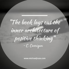 One of the benefits of practicing Zero Adversity, the life tool outlined in Michael's International Best Selling Book.