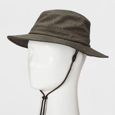 Men s Rain Boonie Bucket Hat - Goodfellow  amp  Co - Olive L XL 249d9cab8f2a