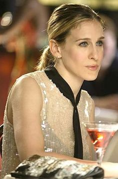 Carrie Bradshaw. Crazy miss this show!