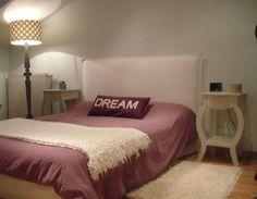 DIY Tête de lit déhoussable