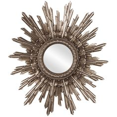 Our Chelsea mirror is a lovely piece featuring a drastic multi-layered sunburst…