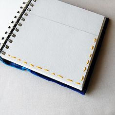 While not at all necessary, at some point you might find yourself wishing your art journal had a pocket or two. There are tons of differen...