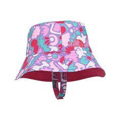 01f307a37fd6c Patagonia - Baby Little Sol Hat - Kids  - Fish Wave Petoskey Purple ...
