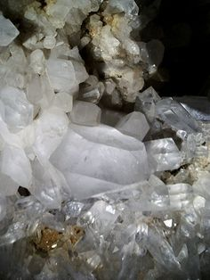 This calcite photo gives me the shivers just from looking at it. Very powerful stone.