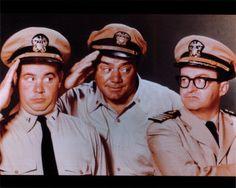 1960s Network TV -McHale's Navy