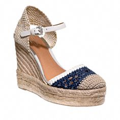 Love these wedges New Womens Designer Shoes, Luxury Boots, Heels, Sneakers from Coach