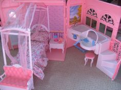 i had that barbie house