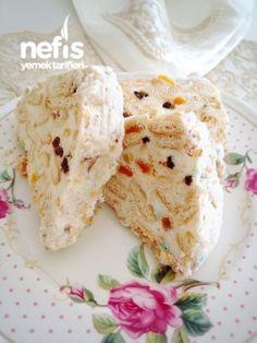 Beyaz Mozaik Pasta