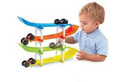 Flip and Go Car Racer - Toddler Toys