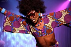 HOUSE OF THE HOLY AFRO by Aurore Vinot / South African Show au 104, Paris
