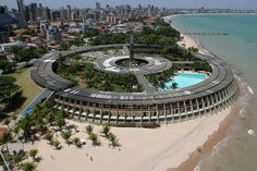 João Pessoa, Hotel Tambau, Brazil