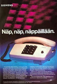 Näin näppäiltiin vuonna 1985.