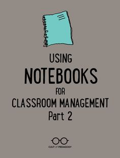 Earlier this month, we looked at a simple way to use a notebook to settle an out-of-control classroom.or an out-of-control teacher. Now here& part where the notebook is elevated to a more systematic, proactive tool for recording student behavior. Teaching Secondary, Teaching Jobs, Teaching Strategies, Teaching Ideas, Student Behavior, Classroom Behavior, Classroom Management, Behavior Management, Classroom Routines