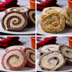 Mix-And-Match Swirl Cookies Recipe by Tasty