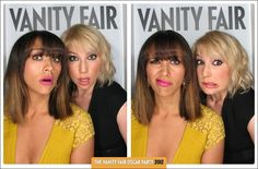 Vanity Fair Oscar Party Booth