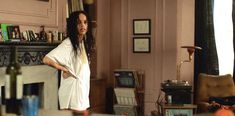 Zoe Isabella Kravitz, Zoe Kravitz, French Apartment, York Apartment, Indie Room, Busy City, Living Styles, Room Ideas Bedroom, The Ordinary