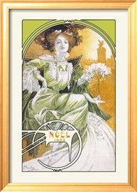 Noel 1903 Affiches van Alphonse Mucha bij AllPosters.nl