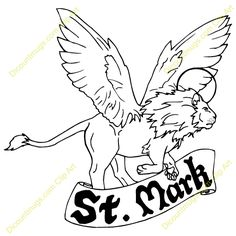 Clipart 13567 stmark - stmark mugs, t-shirts, picture mouse pads, & Class Room, Wild Life, Lions, Project Ideas, Christ, Clip Art, Symbols, Floor, Base