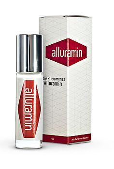 Alluramin - Feromony dla mężczyzn