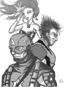 marvels Princess Zelda, Marvel, Fictional Characters, Concept Art, Fantasy Characters