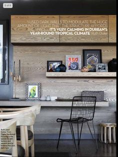 Ruth Duke Design!! Home office space