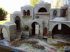 Borgo stile arabo palestinese