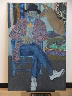 HOPE GANGLOFF: 'Reinventing' the portrait at MSU's Broad Museum