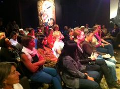 Reading at Project One in San Francisco August 29th 2012