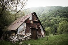 From Intense Trails to Intensive Care: Dicing with Death In a Mountain Biking Paradise Slovenia, Mountain Biking, Trail, Paradise, Europe, Cabin, Bike, House Styles, Home Decor