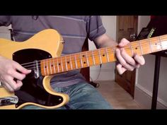 A Must-Know Country Guitar Chord Trick   Guitar Lesson - YouTube
