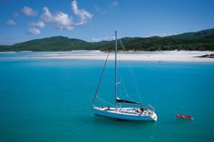 Go sailing with Sarah somewhere really peaceful... Definately! xx