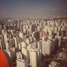Por onde andei: visitando São Paulo pela primeira vez