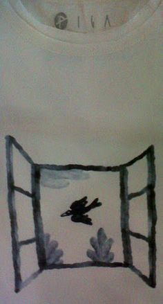 Finestra Ramiro Fernàndez Saus Bird, Illustration, Women, Women's, Birds, Illustrations