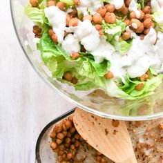I love the saying, 'simplicity is the ultimate sophistication'. 🥬 I think it is particularly true in this simple caesar salad I made with those beautiful cos lettuce I bought the other day. 🥬  This salad packs a punch in its health profile as it has sunflower seeds, tahini (sesame seed paste) and chickpeas. Making this salad high in protein, calcium, iron and zinc. 🥬  It is a different spin to the original rich caesar salads I used to love. It is still very creamy, crunchy and every bite… Organic Recipes, Ethnic Recipes, Caesar Salad, Salad Ingredients, Vegan Gluten Free, Dairy Free, Healthy Salads, Main Meals, Sunflower Seeds