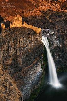 Yiming Hu's Personal Favorites - Lansscape/ 风光旅游摄影师胡亦鸣的风光摄影作品精选 Fire and Water, Washington, USA
