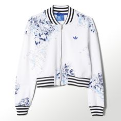 adidas - Chaqueta Originals London Supergirl Mujer