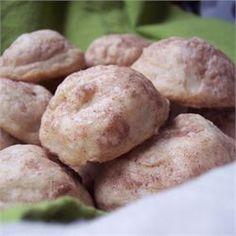 Polvorones de Canele (Cinnamon Cookies) - Allrecipes.com