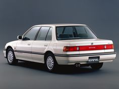 1988-91 Honda Civic Sedan