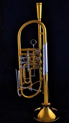 Trompete Zylinder Possegger