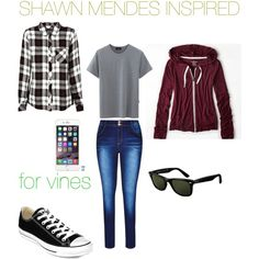 Shawn mendes inspired outfit