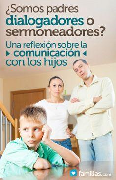 Como padres es probable que tengamos muchas buenas intenciones al comunicarnos con nuestros hijos. Pero tener una buena intención no es suficiente. Ap...