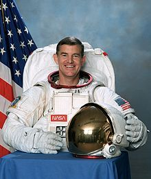 James Shelton Voss; STS-44, STS-53, STS-69, STS-101, STS-102, Expedition 2, STS-105