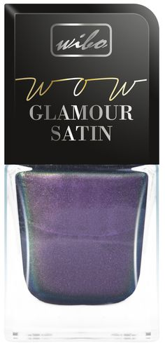 lakier do paznokci WOW Glamour Satin #wibo #wibopl #wibokosmetyki #glamoursatin