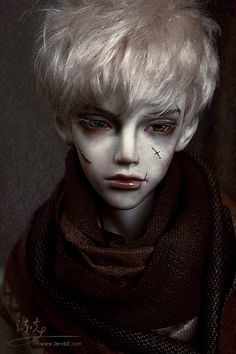 Liu Guang, 73.5cm Loong Soul Doll Boy - BJD Dolls, Accessories - Alice's Collections