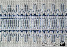 vohvelipujotus - aaltoja
