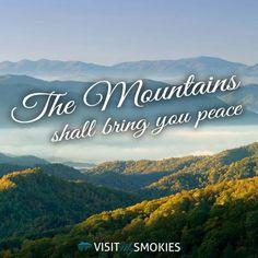 Smoky Mountains Peace