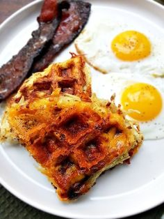 8 Surprising Things You Can Make in a Waffle Iron | The Kitchn - so it wouldn't be a unitasking space hog