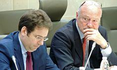 Alain Rousset et Matthias Fekl